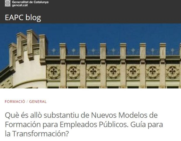 Blog EAPC