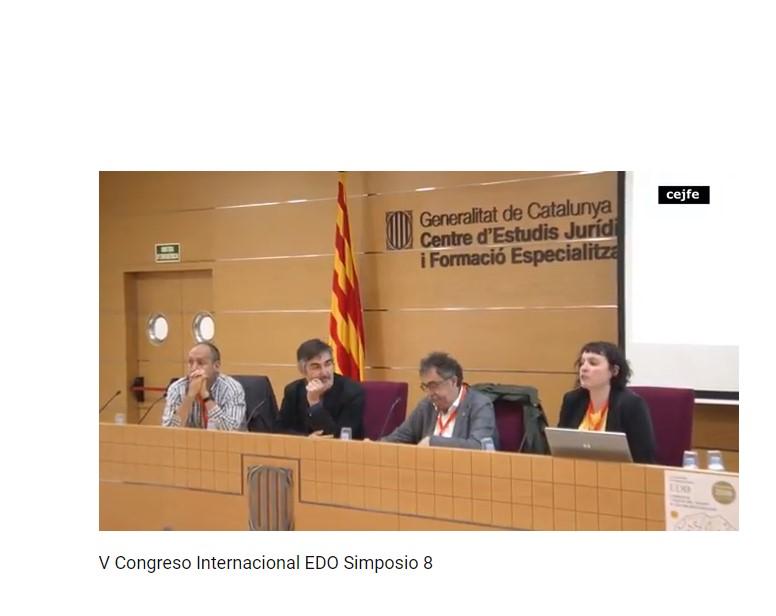 Simposio CoPs EDO18